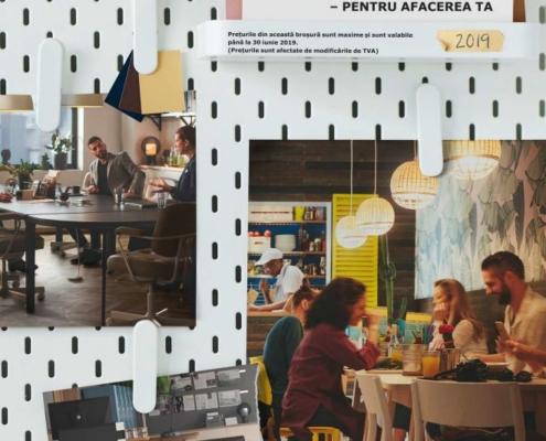 Catalog IKEA Business 2019 valabilitate 30 Iunie 2018 - 30 Iunie 2019