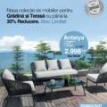 Catalog MOBEXPERT - Mobilier terasa si gradina! 18 Martie 2019 - 31 Iulie 2019