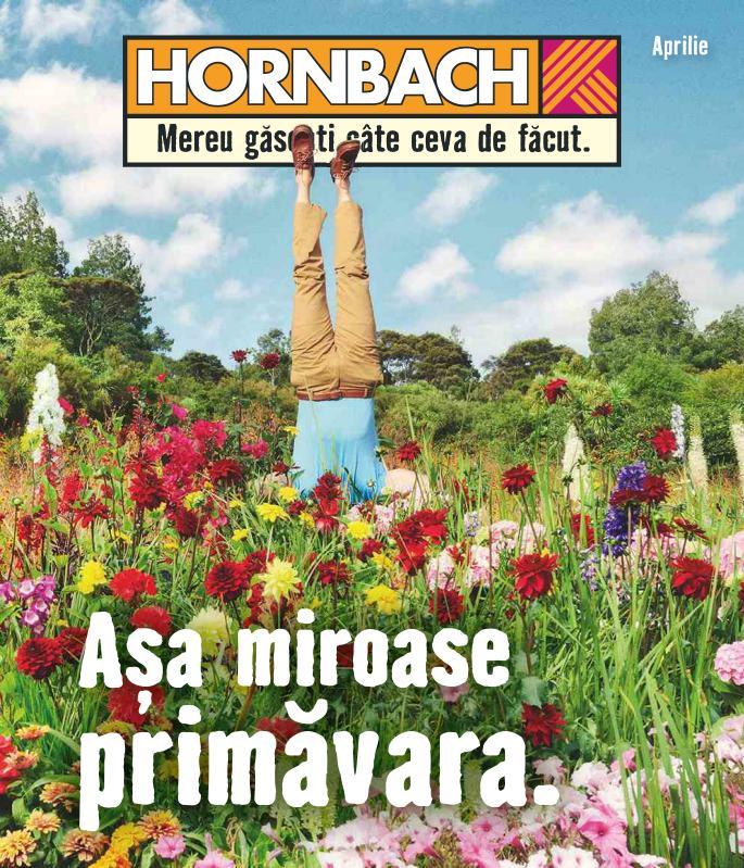 Catalog HORNBACH - 02 Aprilie 2019 - 06 Mai 2019