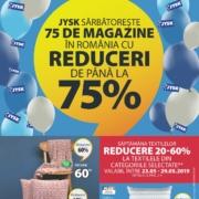 Catalog JYSK 23 Mai 2019 - 05 Iunie 2019
