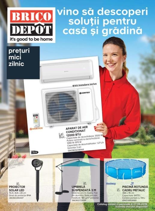 Catalog BRICO DEPOT - 08 Iunie 2019 - 27 Iunie 2019