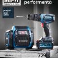 Catalog BRICO DEPOT - Proiectate pentru performanta ! 18 Octombrie 2019 - 20 Noiembrie 2019