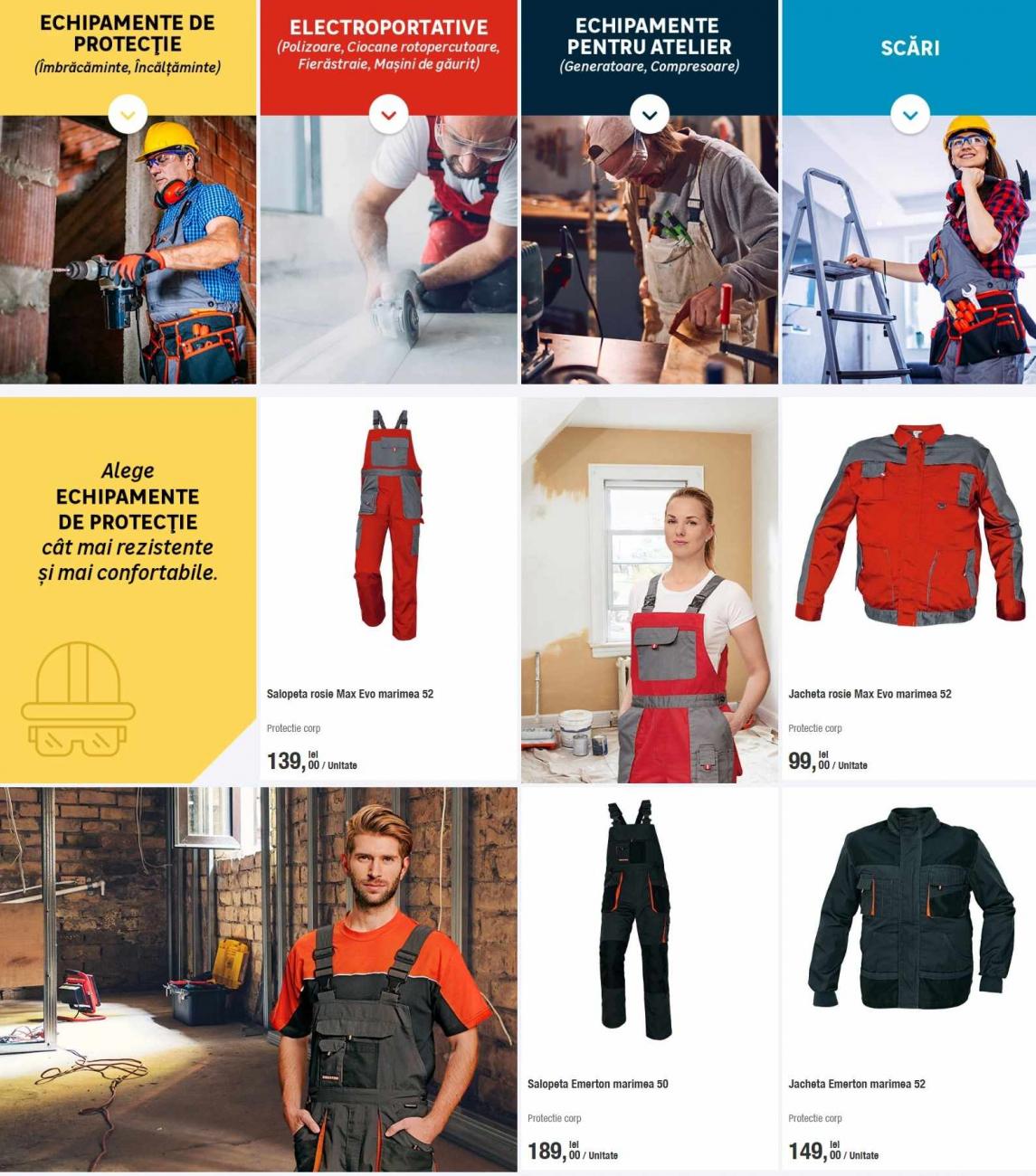 Catalog LEROY MERLIN - 01 Ianuarie 2020 - 31 Ianuarie 2020