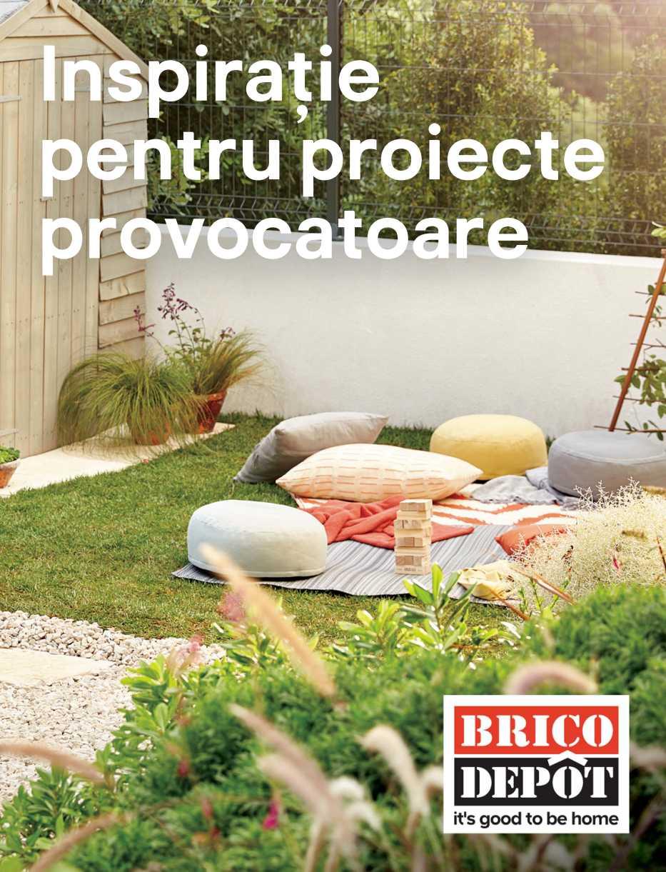 Catalog BRICO DEPOT - Inspiratie pentru proiecte provocatoare 20 Martie 2020 - 15 Aprilie 2020